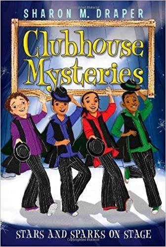 Clubhouse Mysteries #4: Stars and Sparks On Stage The Key Bookstore