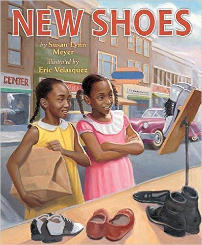 New Shoes The Key Bookstore