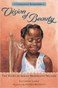 Vision of Beauty: The Story of Sarah Breedlove The Key Bookstore