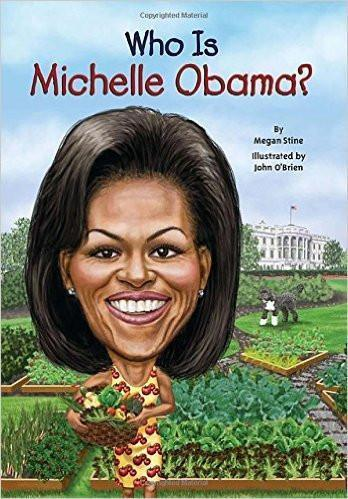 Who Is Michelle Obama? The Key Bookstore