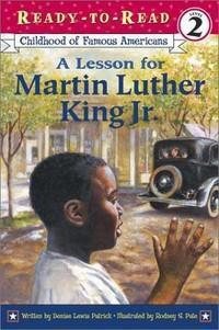 Ready to Read: A Lesson For Martin Luther King Jr. (Level 2) The Key Bookstore