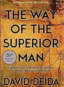 The Way of the Superior Man: A Spiritual Guide to Mastering the Challenges of Women, Work, and Sexual Desire by David Deida The Key Bookstore