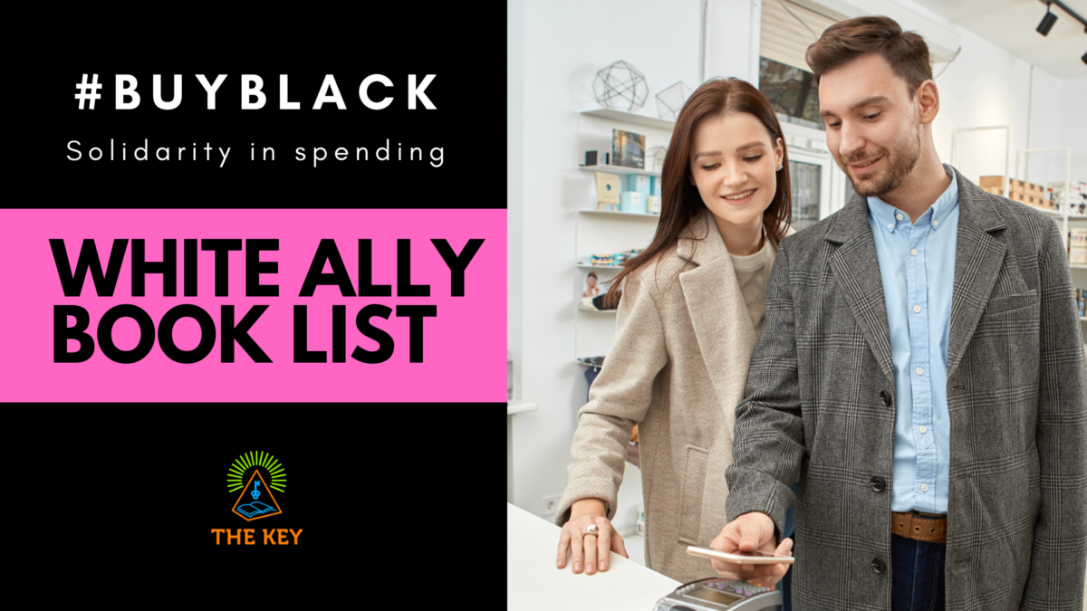 White Ally Book List The Key Bookstore