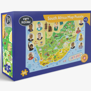 SOUTH AFRICA MAP JIGSAW PUZZLE The Key Bookstore