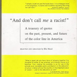 And Don't Call Me a Racist! The Key Bookstore