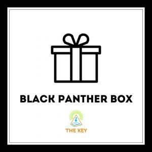 Black Panther Box The Key Bookstore
