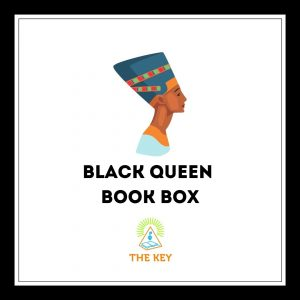 Black Queen Book Box The Key Bookstore