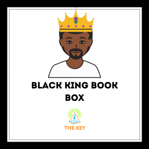 Black King Book Box The Key Bookstore