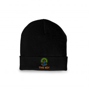 Official Key Bookstore Beanie The Key Bookstore