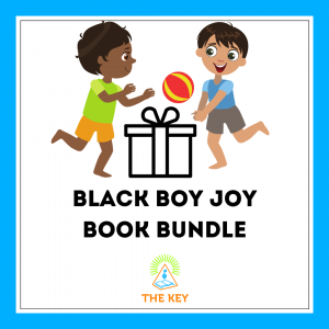 Black Boy Joy $150 Book Bundle The Key Bookstore