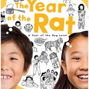The Year of the Rat (Pacy Lin Novel #2) The Key Bookstore