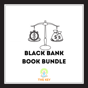 Black Bank Book Bundle The Key Bookstore